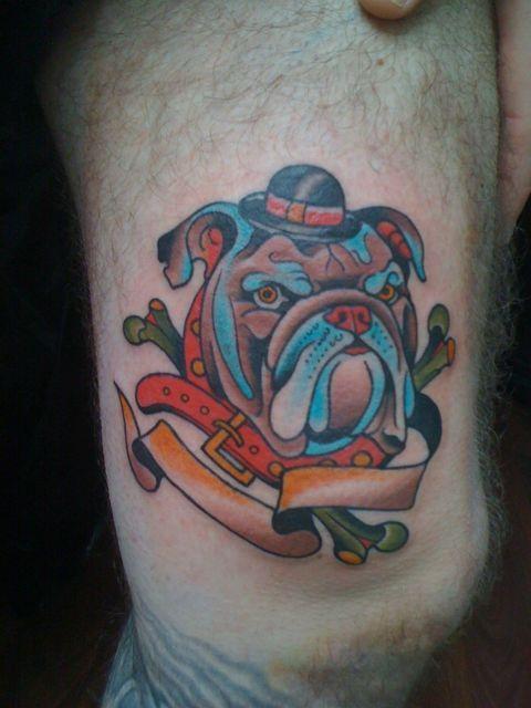 Motivy tetování gt tetovani buldok