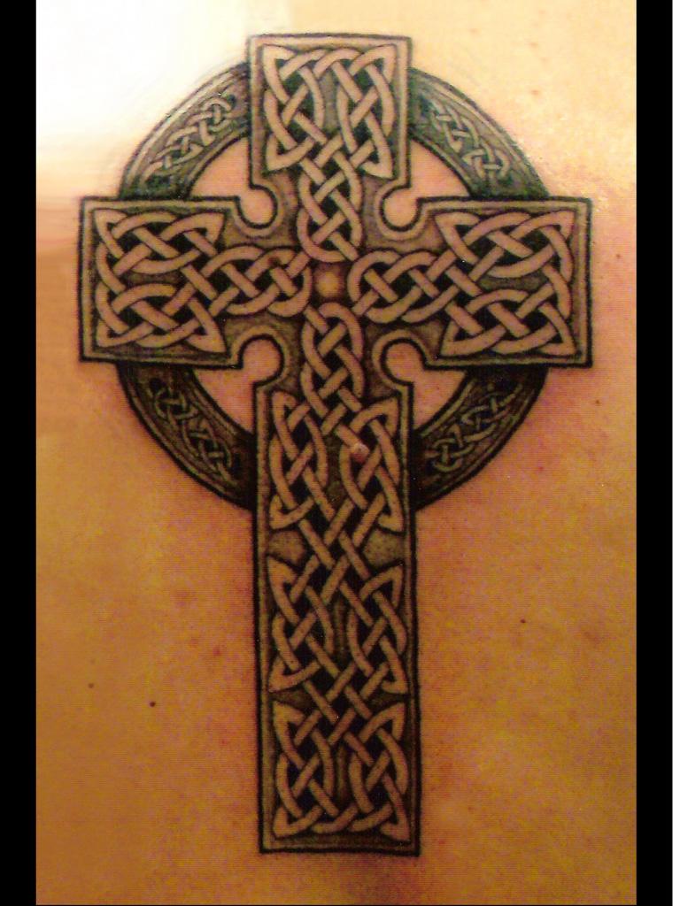 Tetování kříž | Fotogalerie motivy tetování