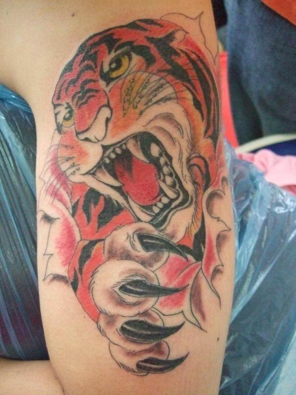 Tetování, motivy a vzory, katalog