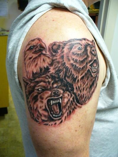 Tetování motivy a vzory katalog