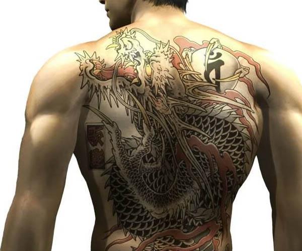 Motivy tetování gt tetovani yakuza